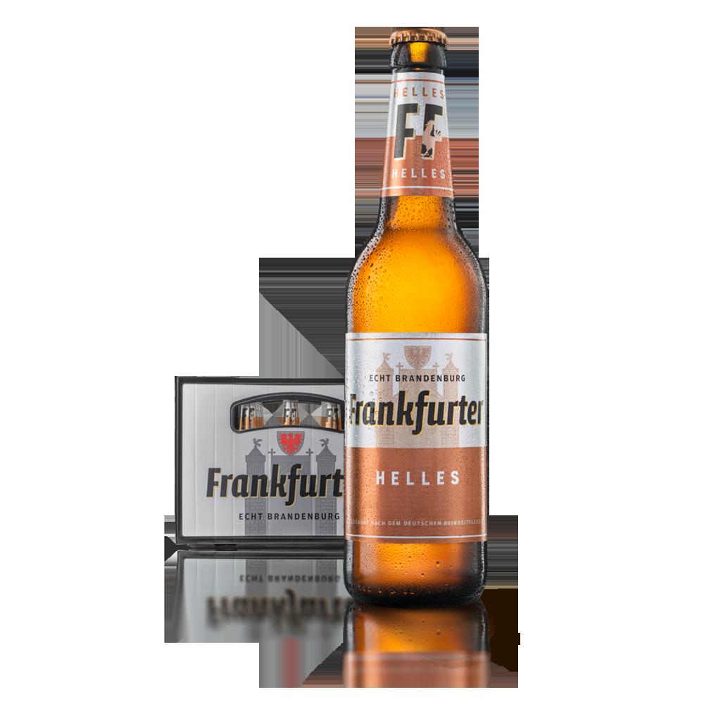 Das neue Frankfurter Helles